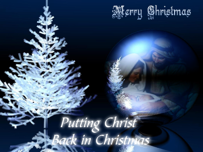 Christ In Christmas.Putting Christ Back In Christmas Our Walk With Jesus